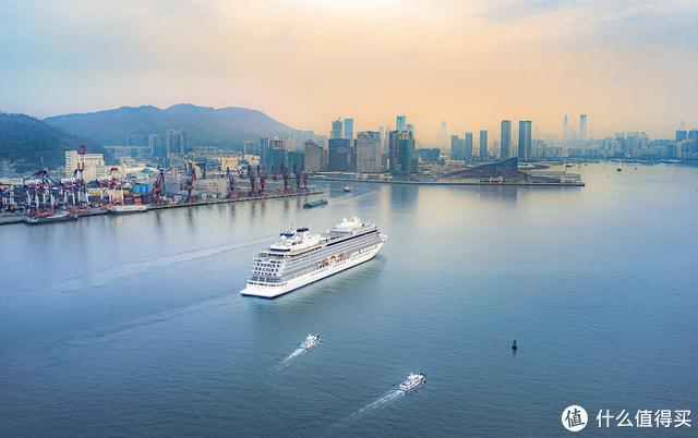 邮轮游:重启!国外邮轮维京太阳号于深圳蛇口邮轮母港结束隔离