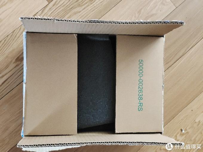 打开,包装有些简易