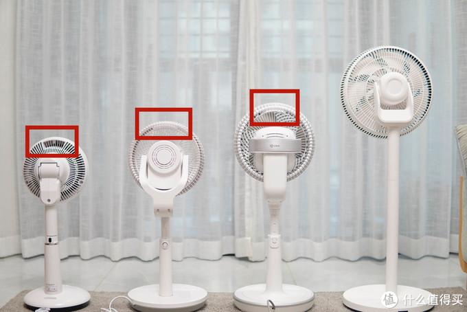 空气循环扇使用体验如何?四款横向评测,你想知道的都在这里