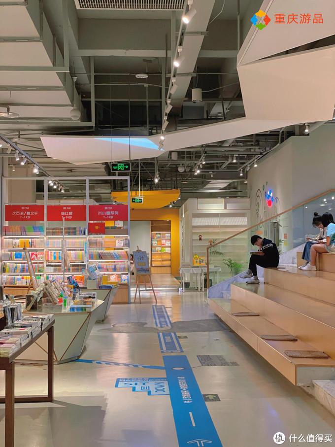大隐于市的重庆当当书店,少了西西弗的文艺,却更加适合阅读