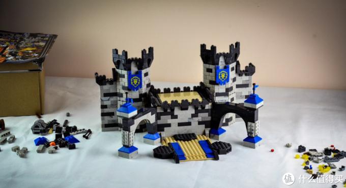 方寸之间的大世界-MEGA魔兽主题积木