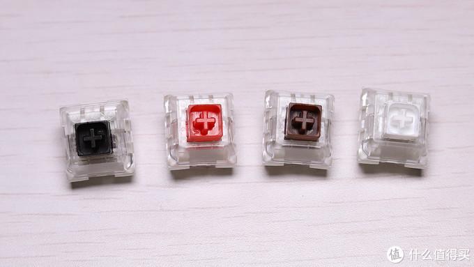 中国轴体 凯华BOX轴最全盘点及发展历程——写在BOX轴键盘首发评测4周年