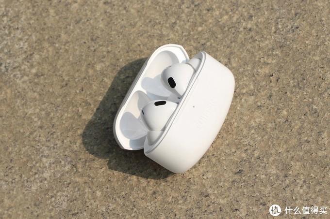 AirPods Pro替代品?漫步者LolliPods Pro智能降噪蓝牙耳机上手体验