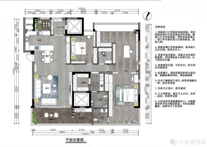 230㎡现代设计,三口之家的新居生活