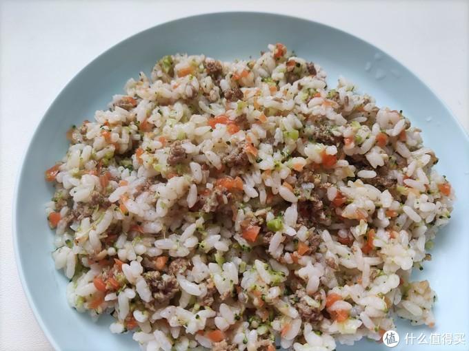 宝宝辅食烩饭怎么做?时蔬牛肉烩饭家常做法,大人宝宝一起吃!