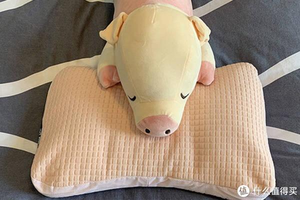 菠萝斑马枕头评测,享受优质的睡眠时刻