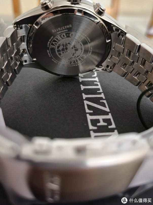 适合学生使用的手表_西铁城AT2141-87E简单开箱作业
