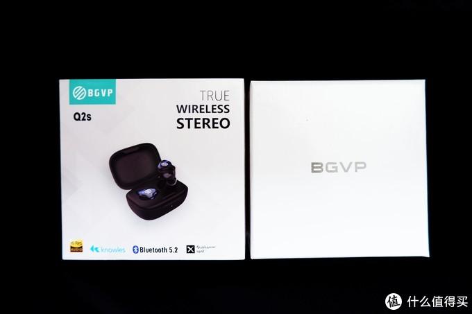 BGVP Q2S蓝牙耳机开箱