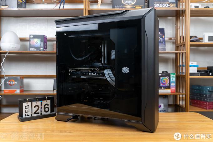 颜值出众,散热给力,就是原价买不到、索泰(ZOTAC)RTX3080天启OC显卡 评测