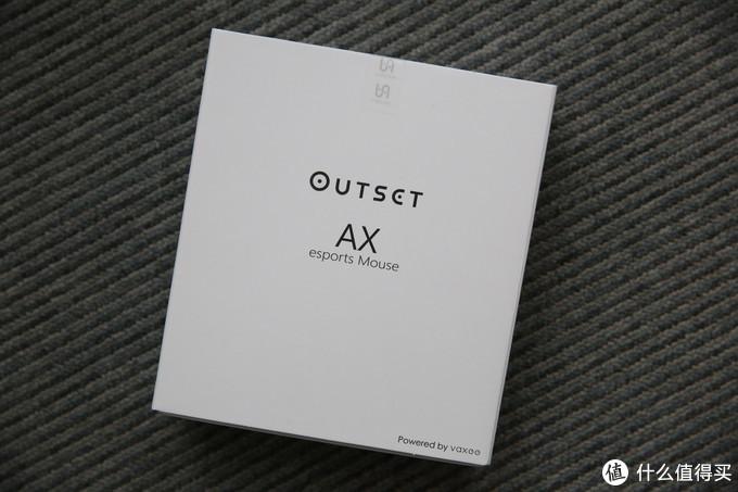 放弃浮夸,回归本质 OUTSET AX 游戏鼠标