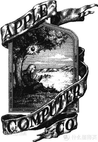 苹果最早的LOGO