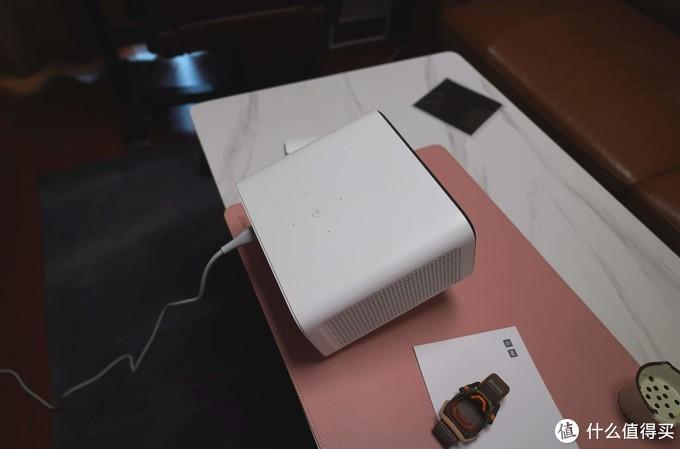 小客厅装不下大电视,装个米家投影仪2!