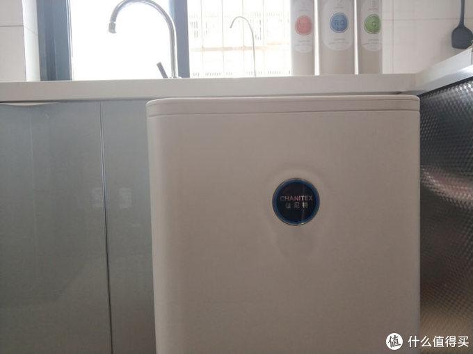 大流量更省芯、饮水更干净——佳尼特800G智能净水器