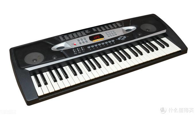 普通力度弹簧键的电子琴