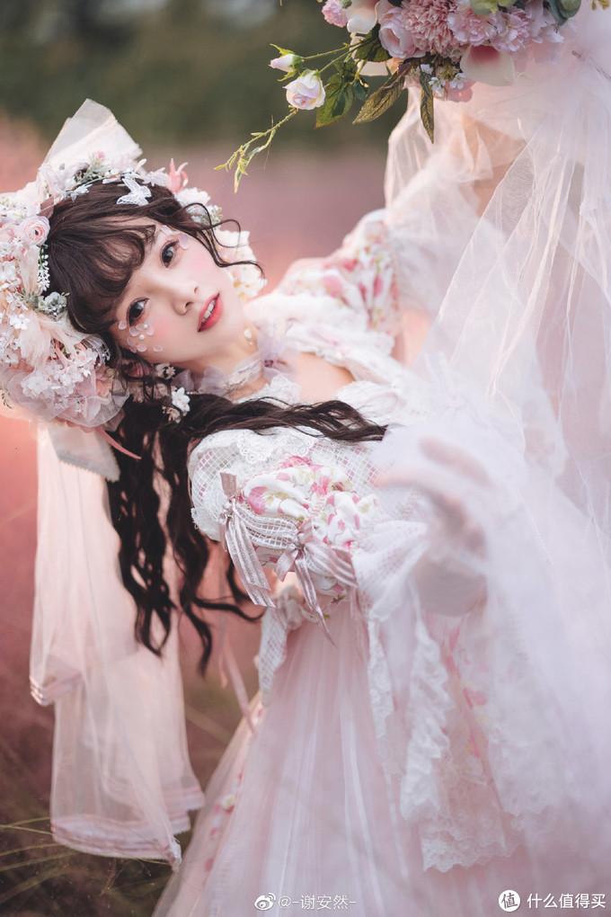 谢安然 和平之春|与小裙子共赴一场粉色之旅