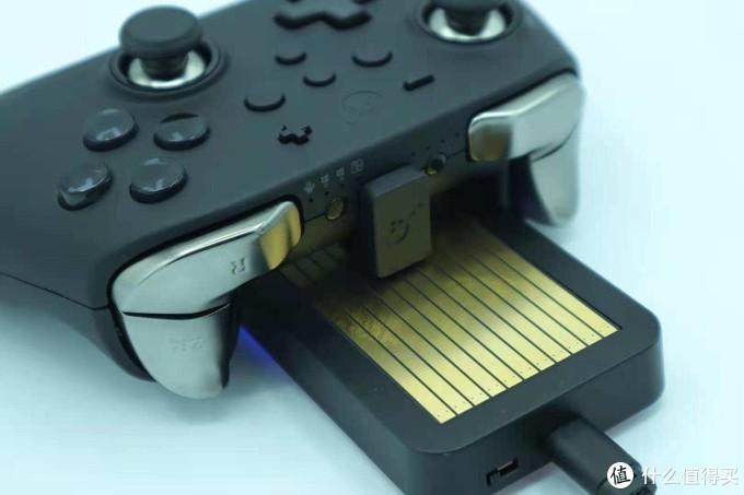 谷粒黑科技能给游戏手柄升级无线充,只需一步 谷粒随心充