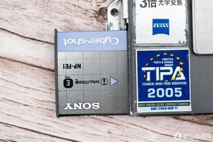 仓库翻出16年前的启蒙老师:索尼DSC-T7