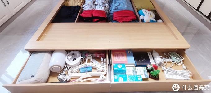 小户型收纳神器,把空间利用到极致,有容收纳床真大~