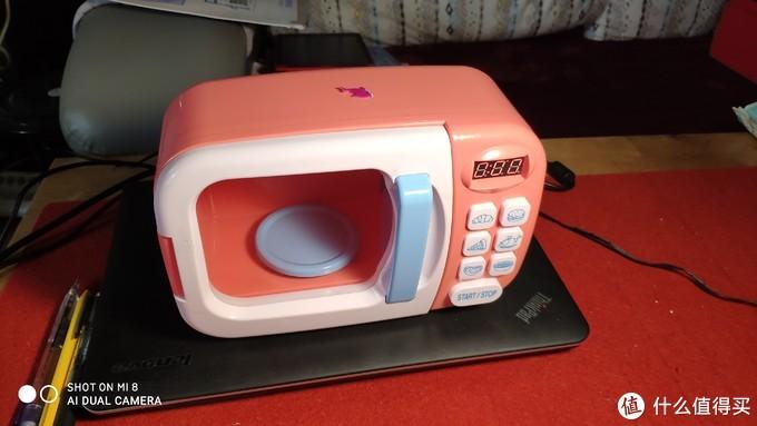 我又修电器了,这回维修小公举的玩具微波炉