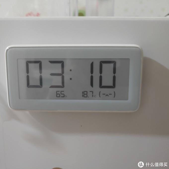 MIJIA 小米电子温湿度计pro