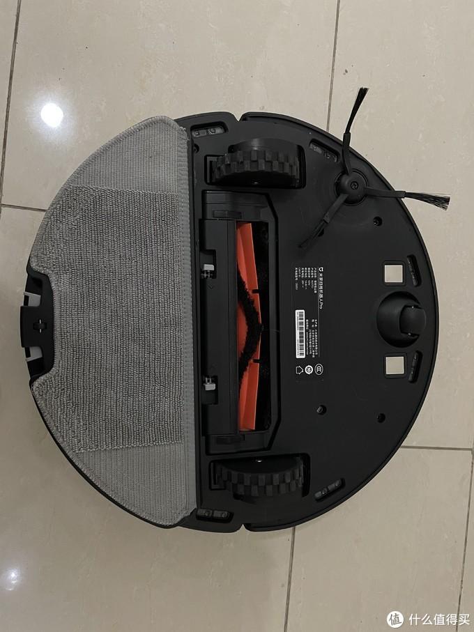 定位高端,4000Pa澎湃吸力搭配AI智能识别,米家这个扫拖机器人Pro不简单