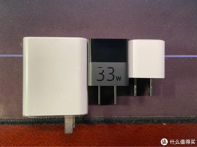 出差神器Zmi氮化镓33W充电器开箱