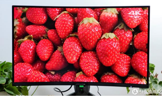 蚂蚁电竞ANT32VQC显示器实测,2K屏P3色域覆盖高达93%