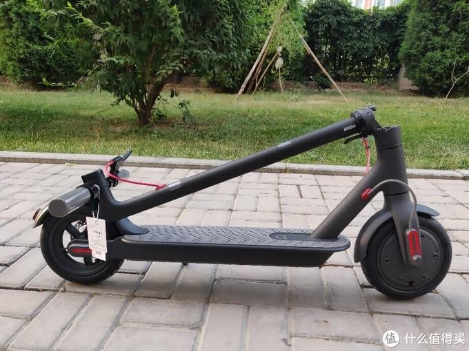 米家电动滑板车S1
