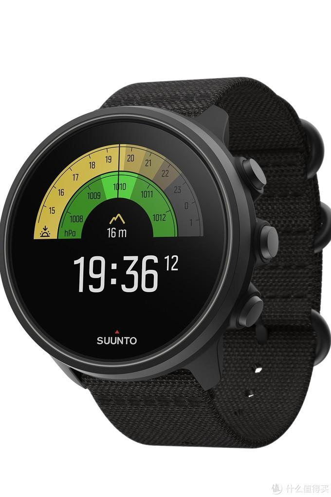 耐力超凡!SUUNTO 推出 SUUNTO 9 BARO TITANIUM 高级型号心率表