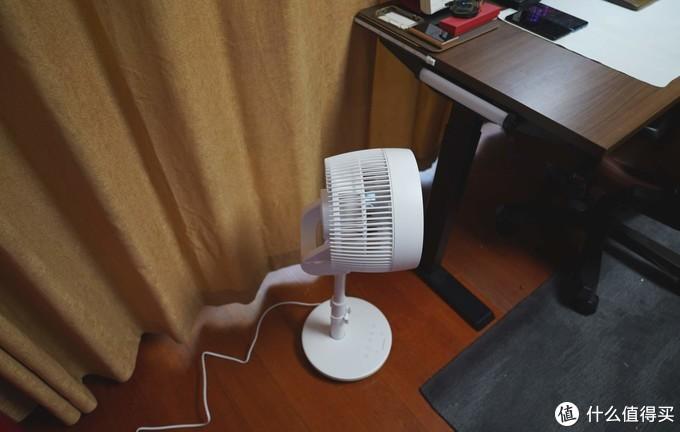 为了魔都的夏天做准备,舒乐氏空气循环扇入手体验
