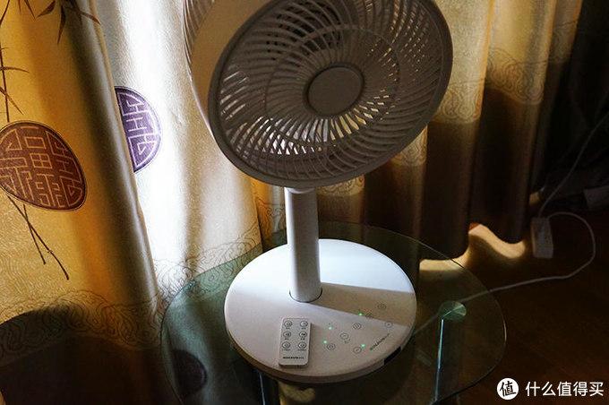 安静柔和,如沐自然:舒乐氏空气循环风扇评测