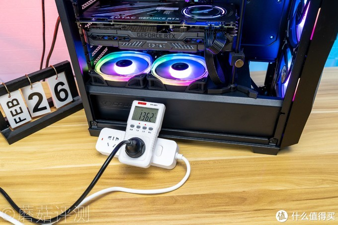 输出强大,运行稳定、骨伽 GEX 850金牌全模组电源 评测