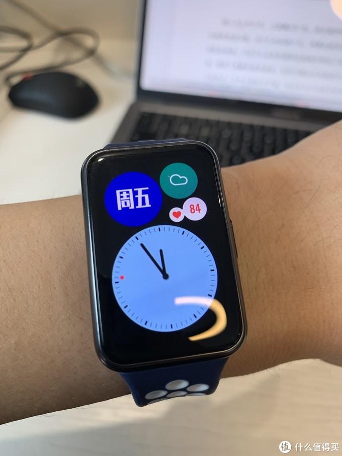 华为运动手表Watch FIt 半月使用感受