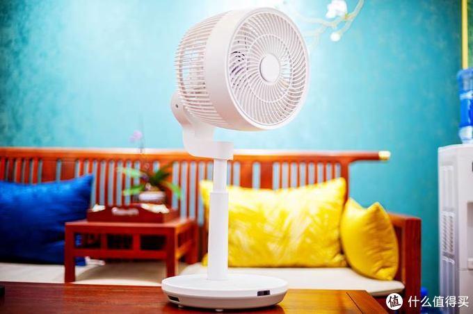 家里的清新空气就靠它:舒乐氏空气循环风扇