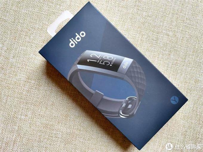dido Y6血压血氧心电健康手环