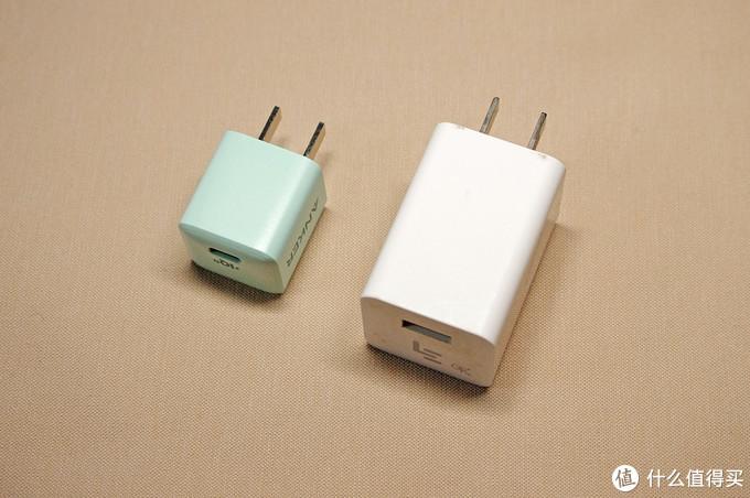 小个头大能量:Anker Nano 20W 小彩充套装体验