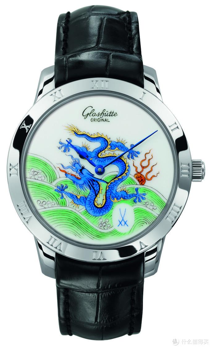 梅森瓷限量腕表,值得收藏的国宝级产品