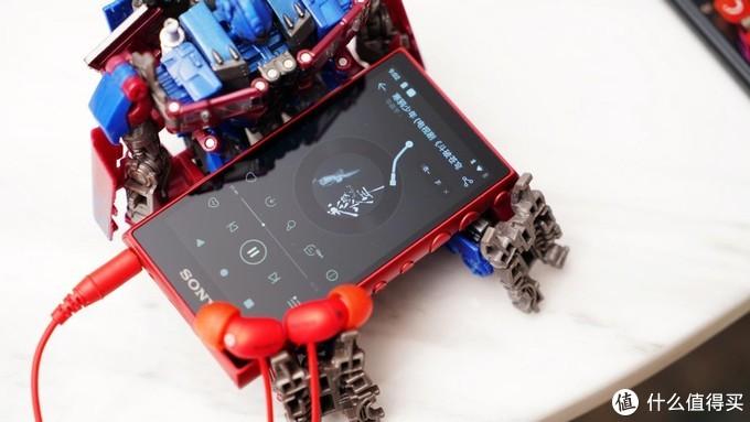 劳逸结合效率高,索尼NW-A105给你音乐陪伴