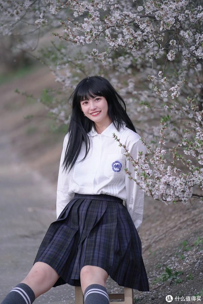 樱花拍摄姿势丨快穿着JK制服与春天来一场曼妙的约会吧