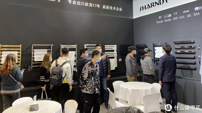 圈粉无数!SHARNDY想的亮相上海国际酒店工程设计与用品博览会