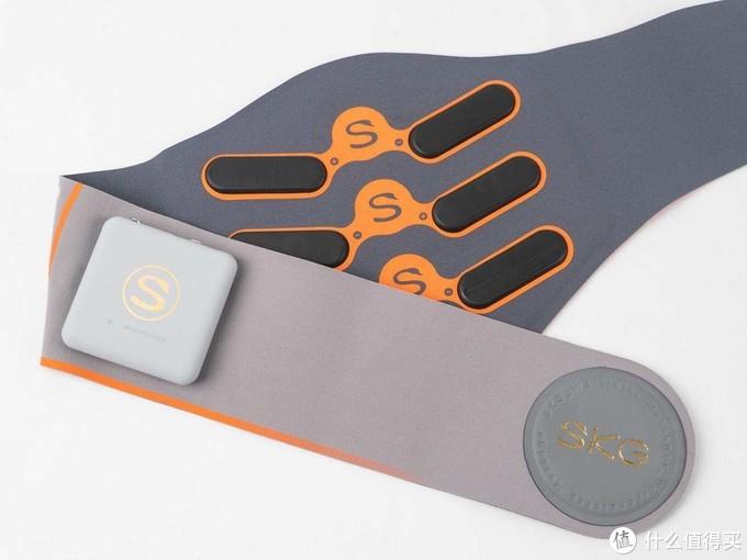 轻薄便携超能打,让小米有品上新的按摩腰带为你撑腰