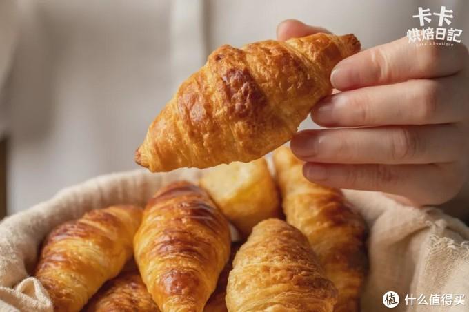 史上最简单的牛角包!不用开酥,一次解锁6种吃法!