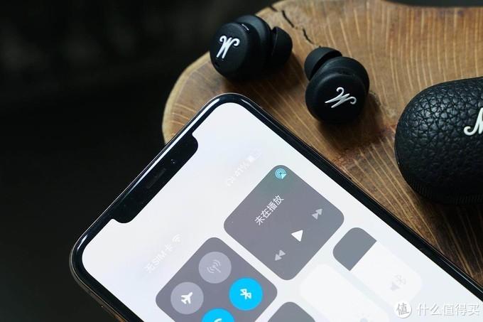 Marshall马歇尔首款真无线耳机Mode II体验评测,经典外观设计搭配标志之音