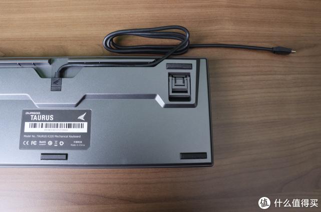 巨资入手杜伽金牛座K320机械键盘,体验之后才明白这钱花得值