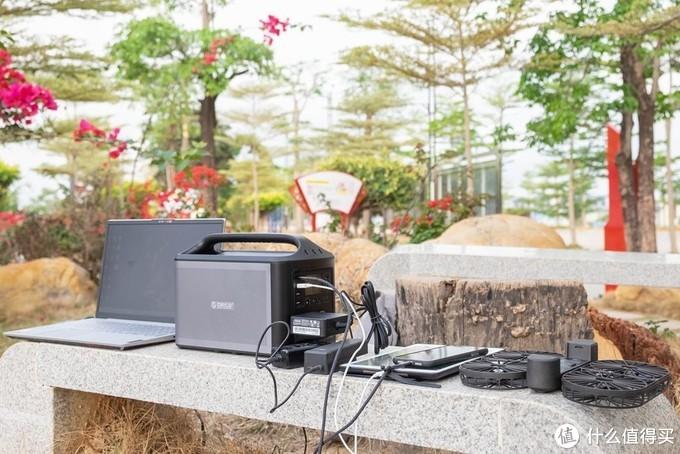户外好帮手,ORICO储能电源体验,多设备持久续航就靠它