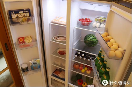 显著提升幸福感,小米有品买入的云米互动大屏冰箱