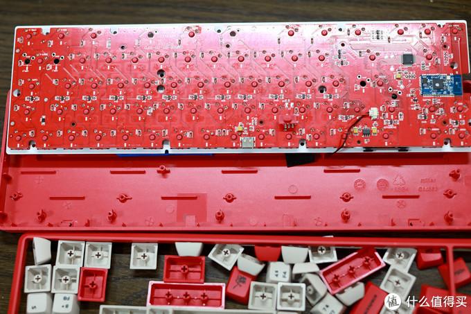 黑爵《镖人》——439元的68键主题键盘