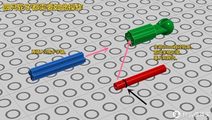 【MOC】圖紙分享-午餐盒 by 張堰清