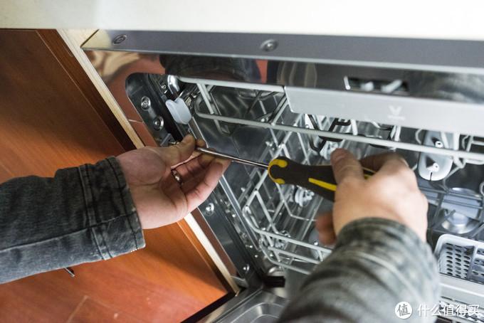 摆脱污渍,解放双手!洗碗机选购经验分享~ 云米AI洗碗机IRON AI智目洗10套晒单