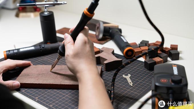 好的开始是成功的一半,选对工具很重要!威克士MakerX手作工具套装入手体验